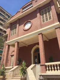 Evangelical Theological Seminary in Cairo