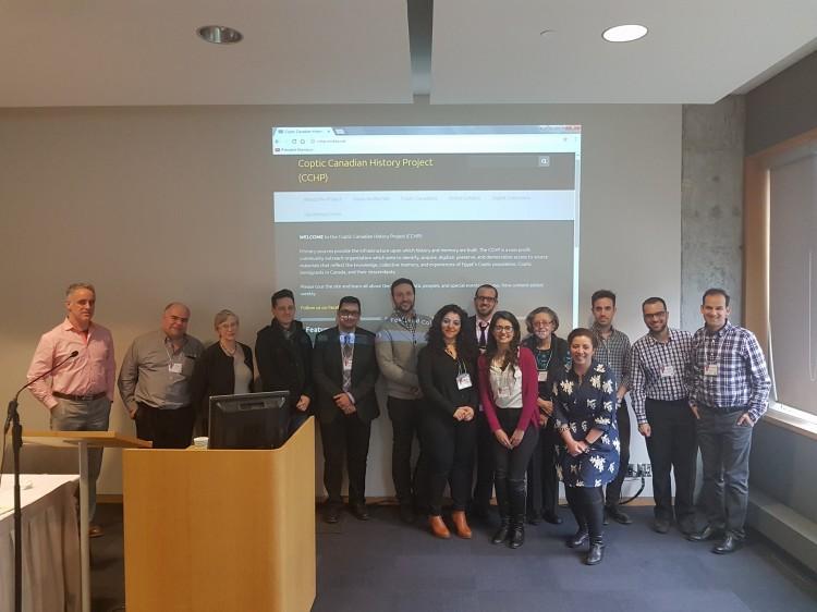 CCHP conferences participants, April 6 2017