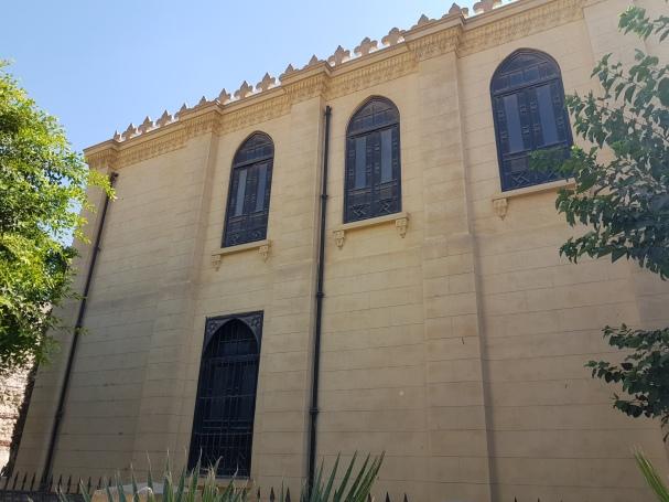 exterior of Ben Ezra Synagogue, Old Cairo, summer 2016 (1).jpg